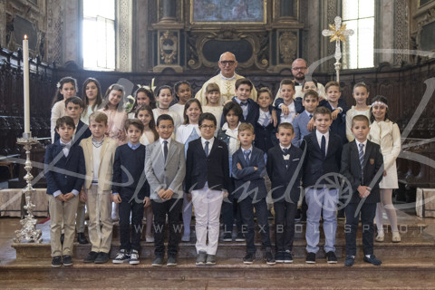 Comunioni San Mauro 2017