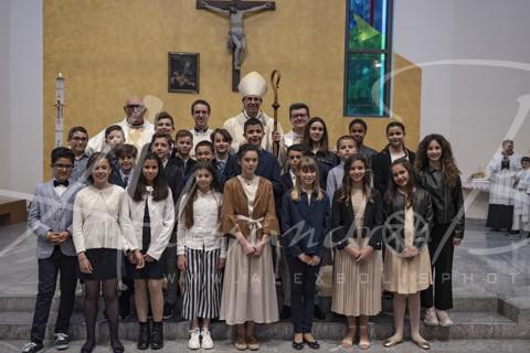 Cresime Sacro Cuore 2019