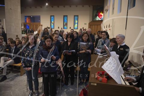 Fedeli e coro