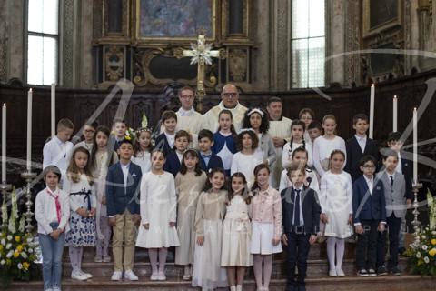 Comunioni San Mauro 2019